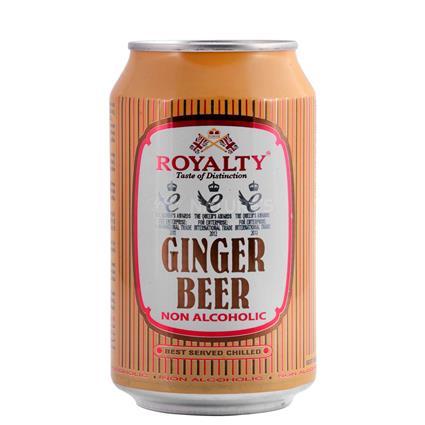 Ginger Beer - Royalty