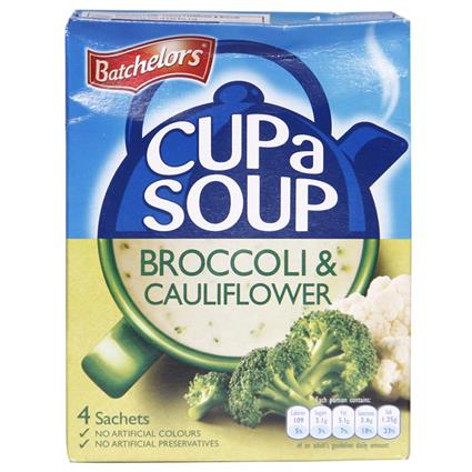 Cup A Soup W/ Broccoli & Cauliflower - Batchelors