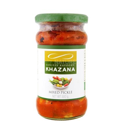 Mixed Pickle - Sanjeev Kapoors Khazana