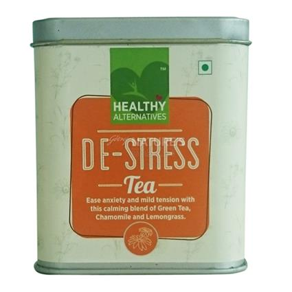 Destress Tea - Healthy Alternatives