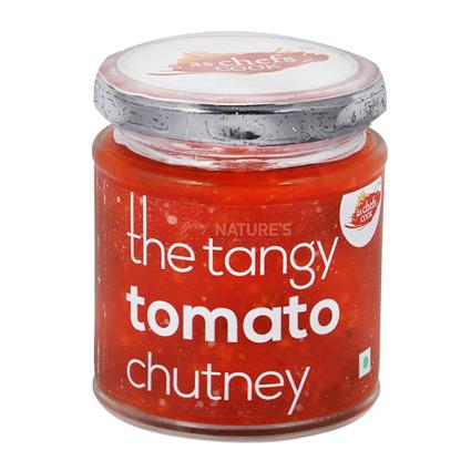 Tangy Tomato Chutney - As Chefs Cook