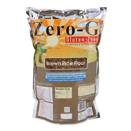 ZERO-G BROWN RICE 1Kg