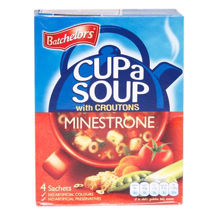 Cup A Soup W/ Croutons Minestrone - Batchelors
