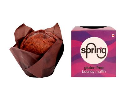SPRINNG MUFFIN CHOCLATE CHIP GF 100GM