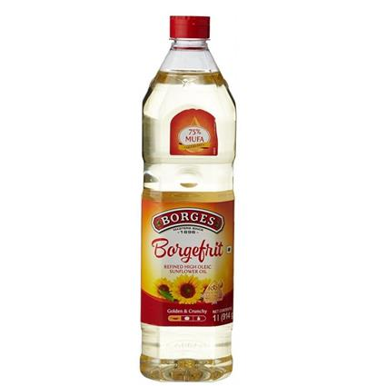 BORGEFRIT HIGH OLIEC SUNFLOWER PET 1Ltr