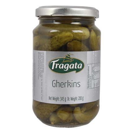 FRAGATA GHERKINS 340G