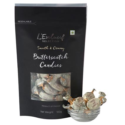 Butterscotch Candies - L'exclusif