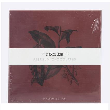 Premium Chocolates  -  16Pcs - L'exclusif