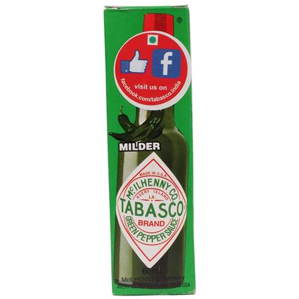 Green Pepper Sauce - Tabasco