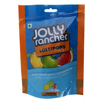 Assorted Lollipops  -  5 Pcs - Jolly Rancher