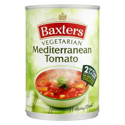 Mediterranean Tomato Soup - Baxters