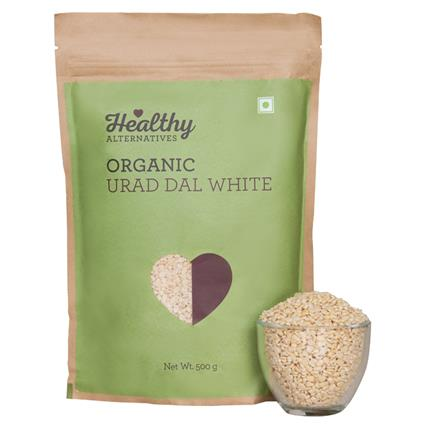 Organic Urad Dal White - Healthy Alternatives