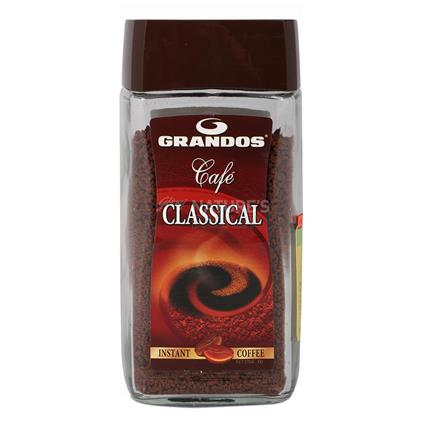 Instant Classical Coffee - Grandos
