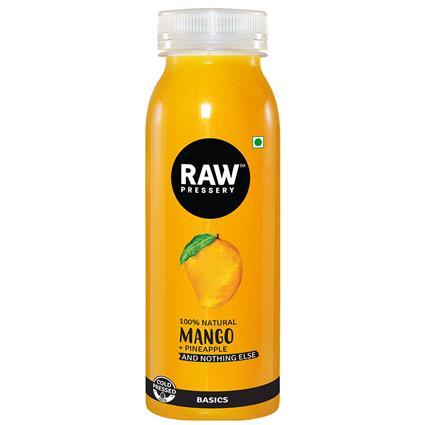 RAW PRESSERY MANGO JUICE 250ML BTL