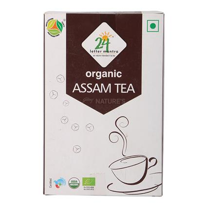 Assam Tea - 24 Letter Mantra