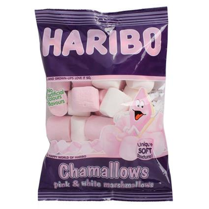 White N Pink Chamallows - Haribo