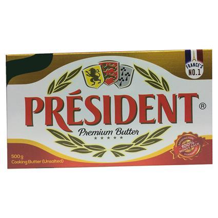 Unsalted Butter - President