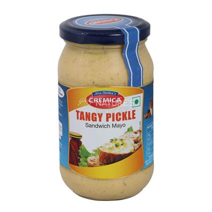 Tangy Pickle Sandwich Mayo - Cremica