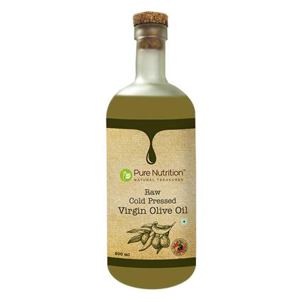 PURE NUTRITION ORG OLIVE OIL500 ML