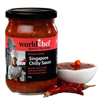 Singapore Chili Garlic Sauce - L'exclusif