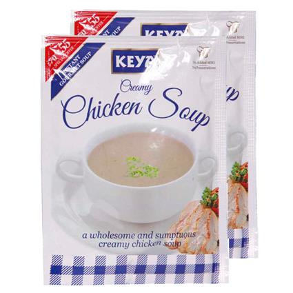Instant Soup - Cream Chicken - Keya