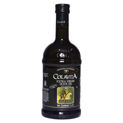 COLAVITA EXT. VIRGIN OLIVE OIL PET 1Ltr