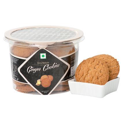 Lemon & Ginger Cookies - L'exclusif