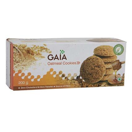 Oatmeal Cookies - Gaia