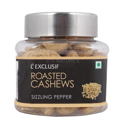 Sizzling Pepper Roasted Cashew - L'exclusif