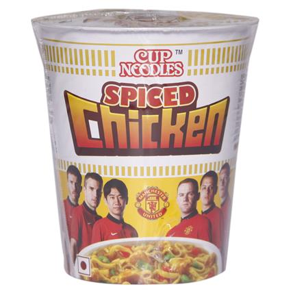 Spiced Chicken Cup Noodles - Nissin