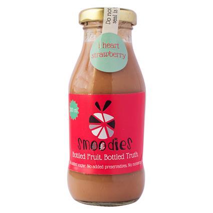 I Heart Strawberry Smoothie - Smoodies