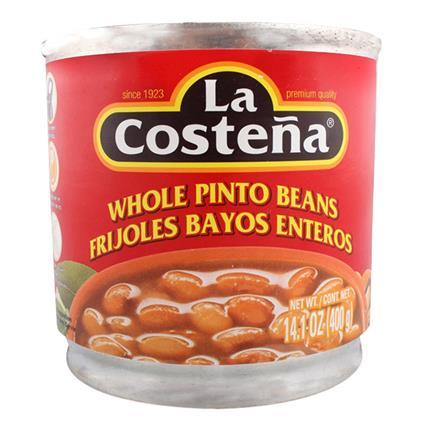 Whole Pinto Beans - La Costena
