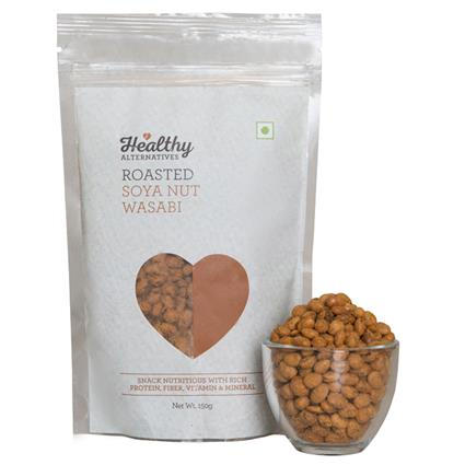 Soya Nuts Wasabi - Healthy Alternatives