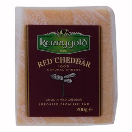 Mild Red Cheddar Cheese - Kerrygold