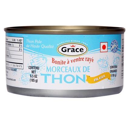 Tuna Chunk In Water - Grace