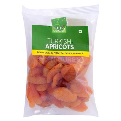 Dry Turkish Apricot  -  Seedless - Healthy Alternatives