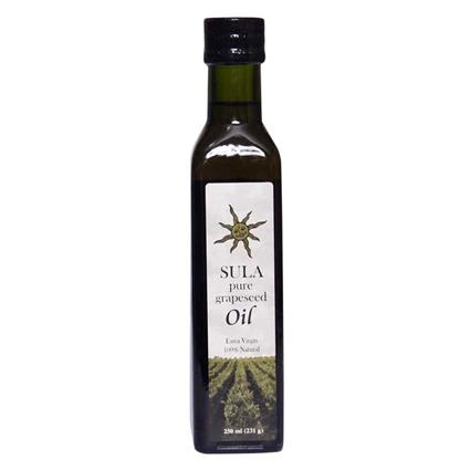 Pure Natural Grapeseed Oil - Sula