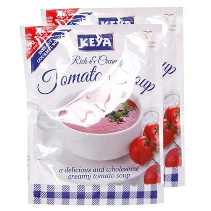Instant Soup - Rich & Creamy Tomato - Keya