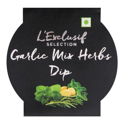 Greek Yoghurt Mix Herb Dip - L'exclusif