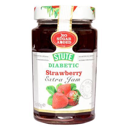 Diabetic Strawberry Extra Jam - Stute