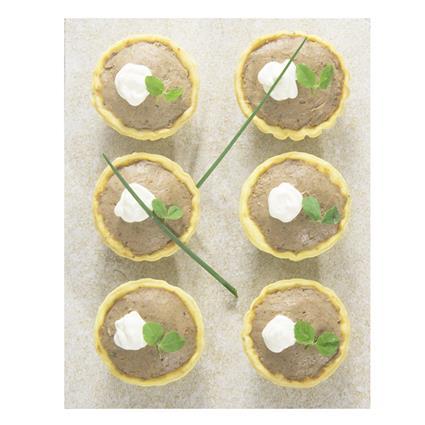 Galawat Kebab Ulta Tawa Tarts - Natures Kitchen
