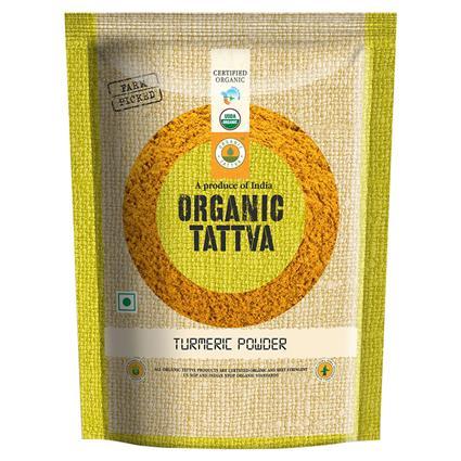 Turmeric Powder Organic - Organic Tattva