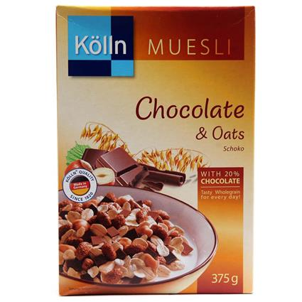 Chocolate Oats Muesli - Kolln