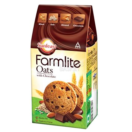 Farmlite Oat Chocolate Biscuit - Sunfeast