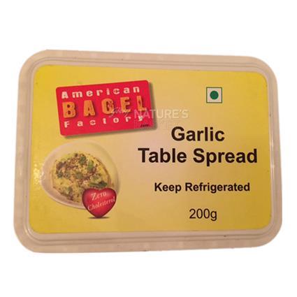Garlic Low Fat Table Spread - ABF