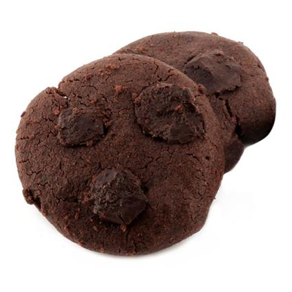 Double Chocolate Chip Cookies - Theobroma