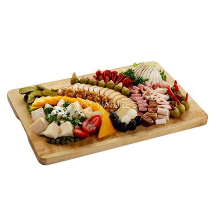 Cheese & Meat Platter