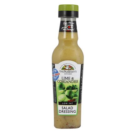 Lime & Coriander Low Fat Salad Dressing - Inapaarmans