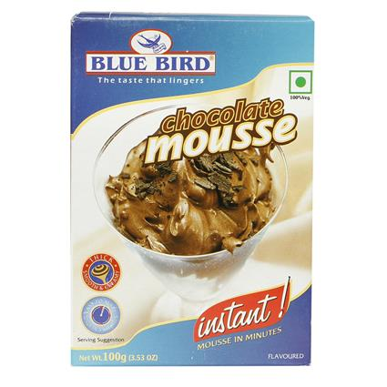 Chocolate Mousse - Blue Bird