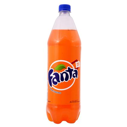 Orange Soft Drink - Fanta